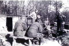 Preparing-for-a-barbeque-Chateau-Briant-April-45