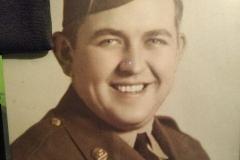 James C Swartz E Troop Staff Sgt.