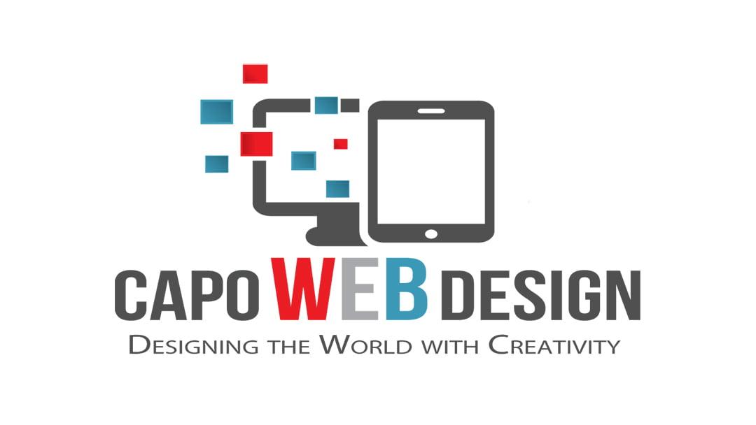 capoWEBdesign Logo