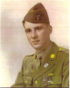 Staff Sgt. Justin Hefele